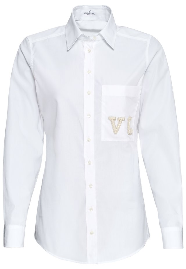 EFFY-APP - Hemdbluse - blanc
