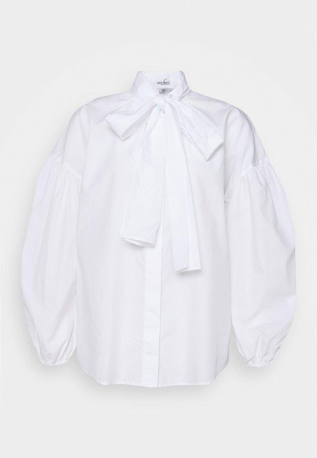 TELIA - Button-down blouse - weiß