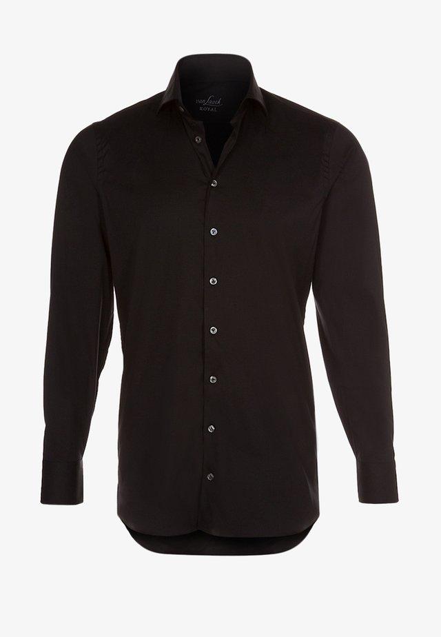 RIVARA - Formal shirt - black