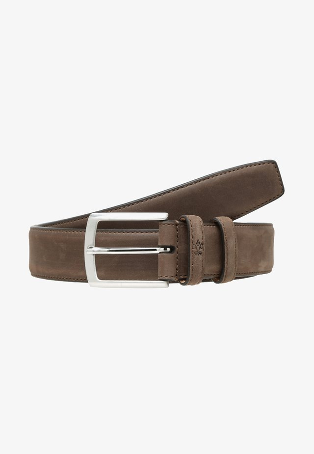 GATTO - Belt business - beige/braun
