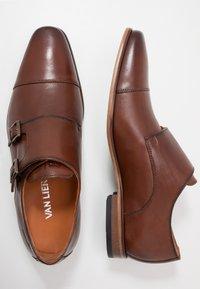 Van Lier - GOLIATH - Business-Slipper - cognac - 1