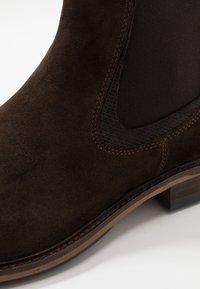 Van Lier - HENRY - Stiefelette - brown - 5
