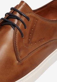 Van Lier - CARLO - Derbies & Richelieus - brown - 5