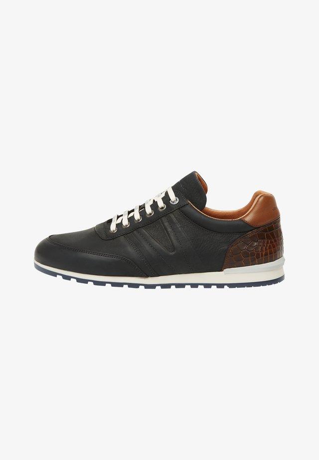 ANZANO - Sneakers laag - zwart