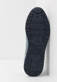 Van Lier - CHAVAR - Sneaker low - blue - 4