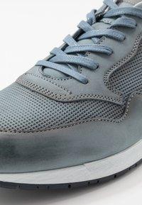 Van Lier - CHAVAR - Sneaker low - blue - 5