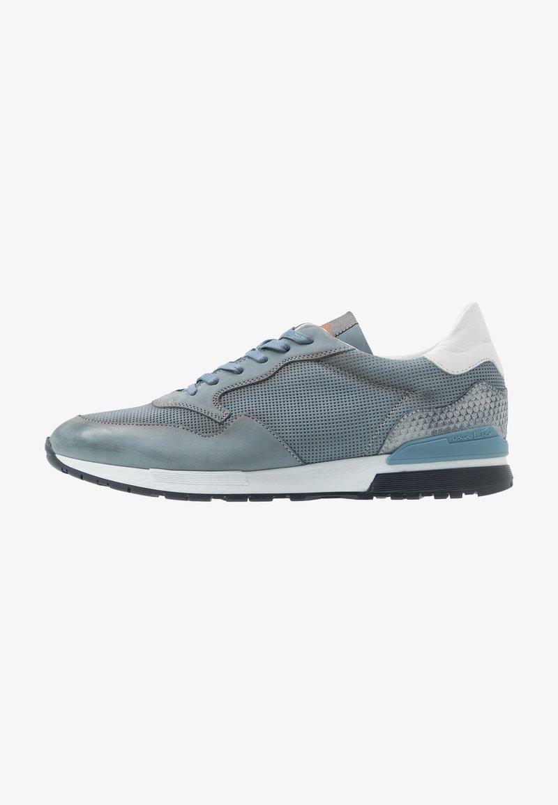 Van Lier - CHAVAR - Sneaker low - blue