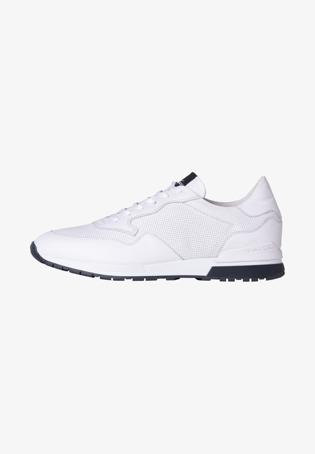SPIEGEL OXFORD MOLIERE CHAVAR - Sneakers laag - white