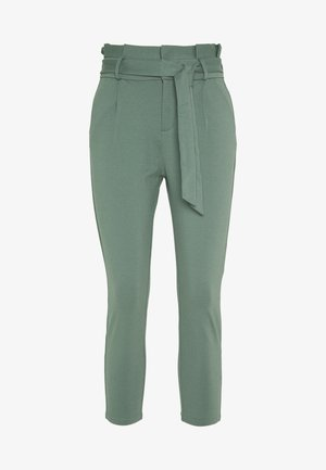 LOOSE PAPERBAG PANT - Pantalones - laurel wreath