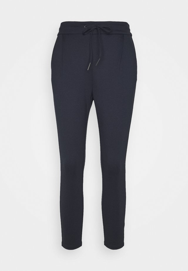 VMEVA LOOSE STRING PANTS - Tracksuit bottoms - night sky
