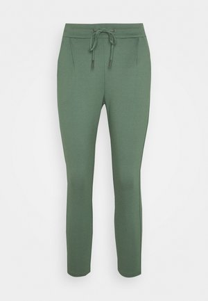 VMEVA LOOSE STRING PANTS - Tracksuit bottoms - mint