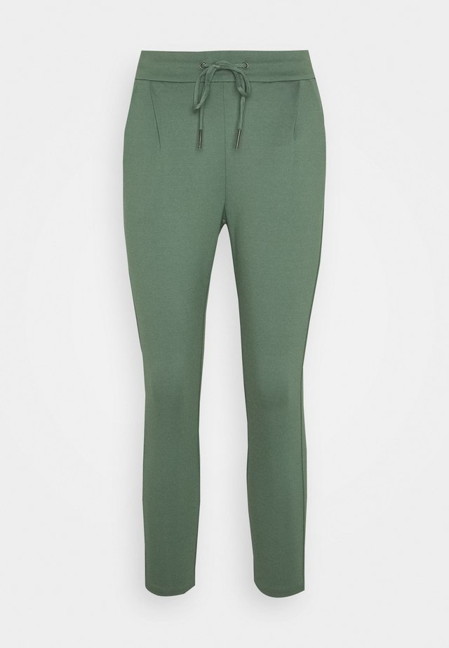 VMEVA LOOSE STRING PANTS - Joggebukse - mint