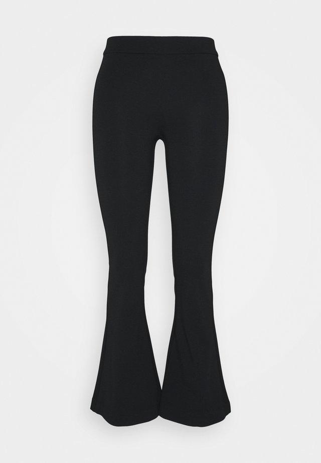 VMKAMMA PANT  - Spodnie materiałowe - black