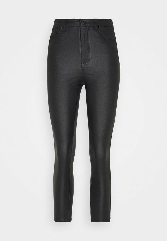 VMLOA COATED PANT  - Broek - black