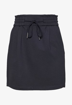 VMEVA SHORT RUFFLE SKIRT PETITE - Minihame - night sky