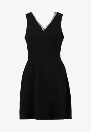 VMROSA DRESS - Day dress - black
