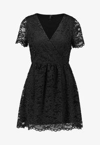 Vero Moda Petite - VMDORA SHORT DRESS - Robe de soirée - black - 5
