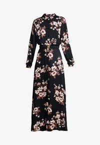 Vero Moda Petite - VMROMA BELT ANCLE DRESS - Długa sukienka - black/belle - 4