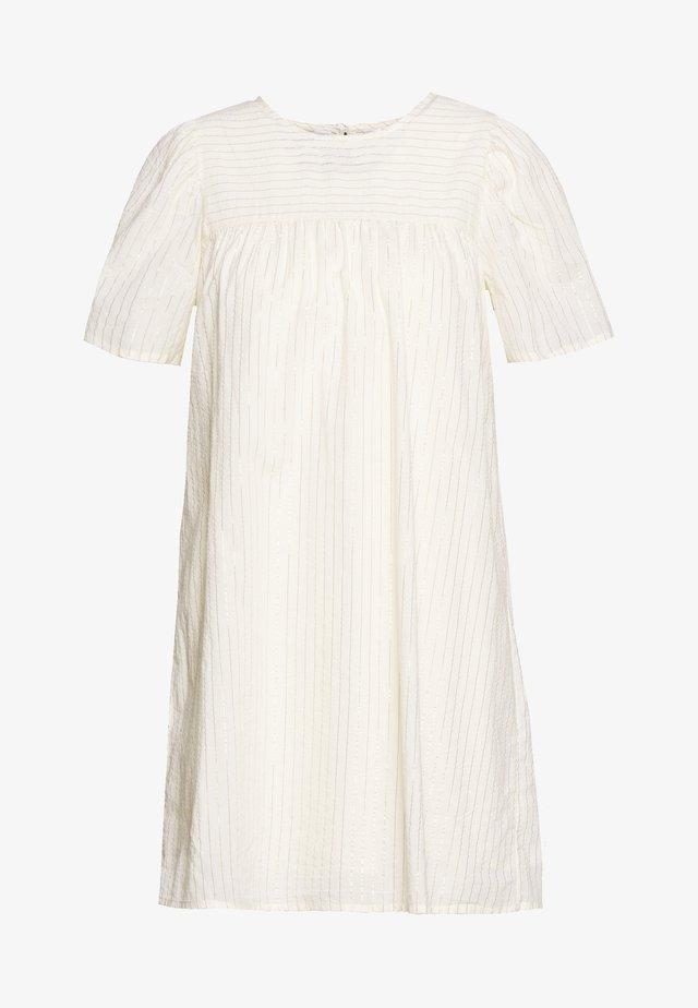 VMKORONI TUNIC PETIT - Denní šaty - birch/gold