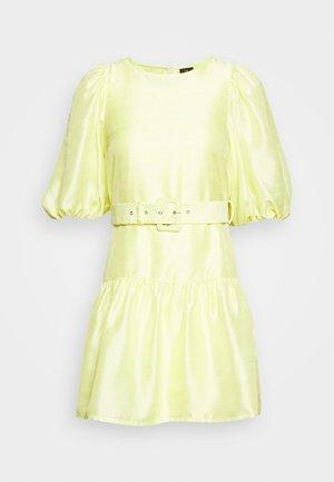 VMLOUI  - Robe d'été - sunny lime