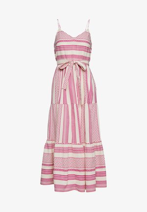 VMDICTHE SINGLET ANCLE DRESS VIP  - Maxi dress - birch/rose violet