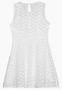 Vero Moda Petite - VMALLIE SHORT DRESS - Vestido informal - snow white - 1