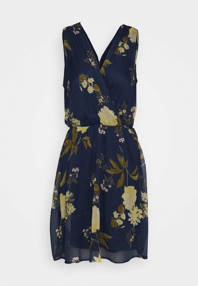 VMLUCCA SHORT DRESS PETIT - Korte jurk - night sky/lucca