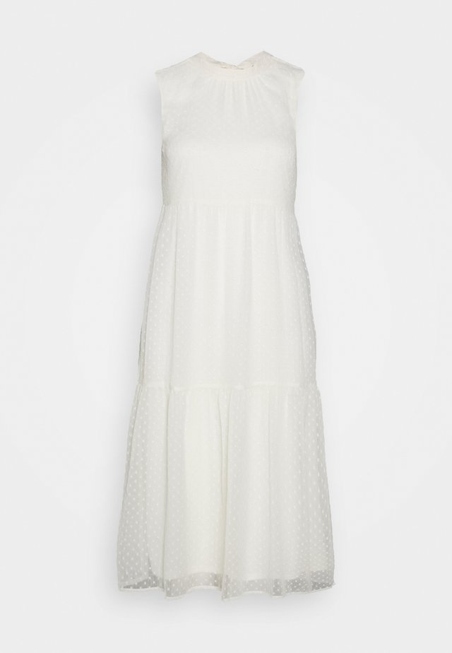 VMDAMLA CALF DRESS - Day dress - birch