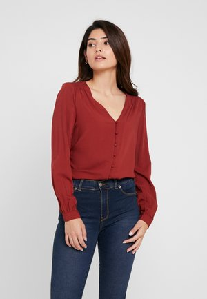 VMIKNOW - Blouse - madder brown