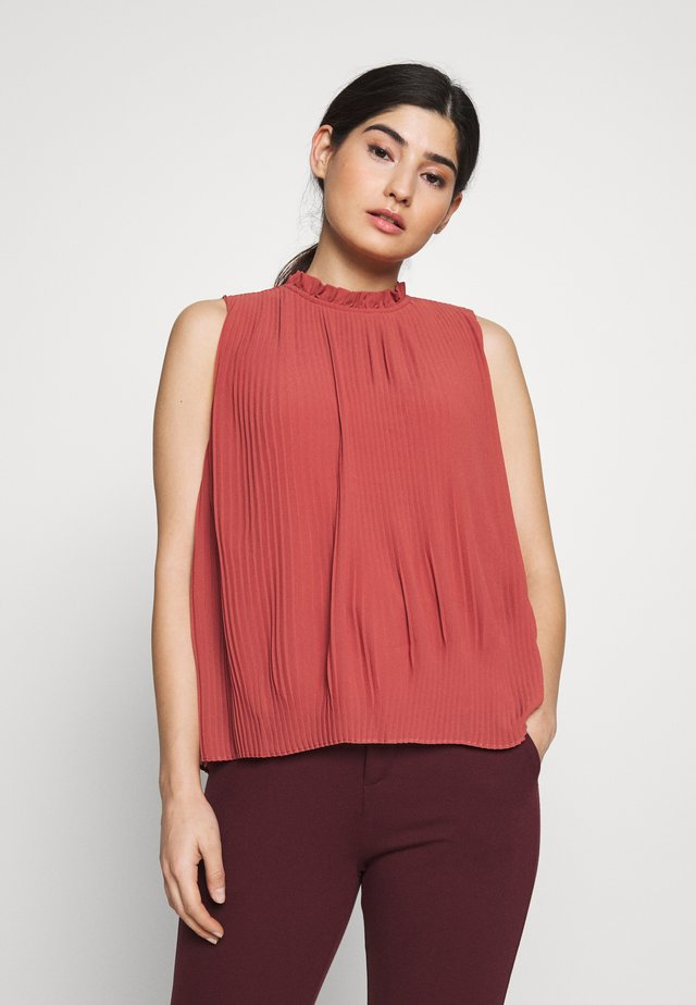 VMCICELY - Blouse - marsala