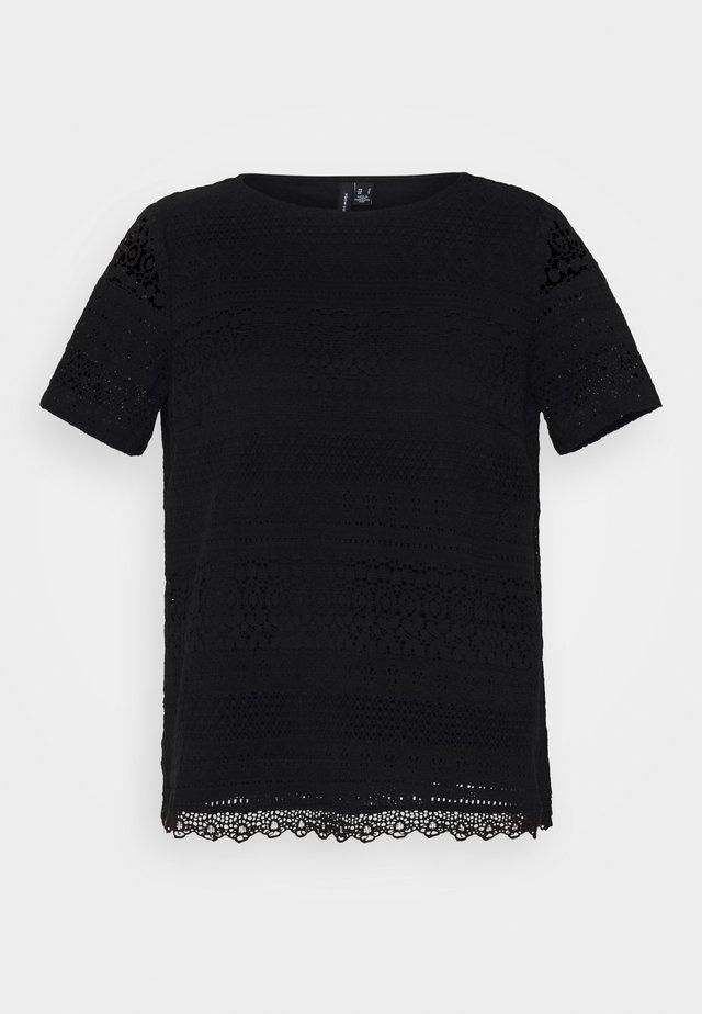 HONEY PETITE - Blouse - black