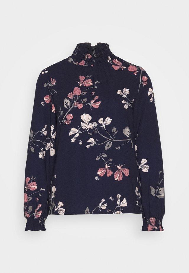 VMANNIE SMOCK  - Button-down blouse - night sky/hallie
