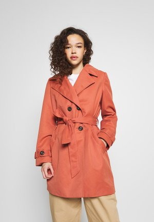 VMBERTA JACKET - Trenchcoat - bruschetta