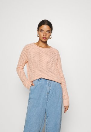 VMESME SURF PETITE - Pullover - sepia rose