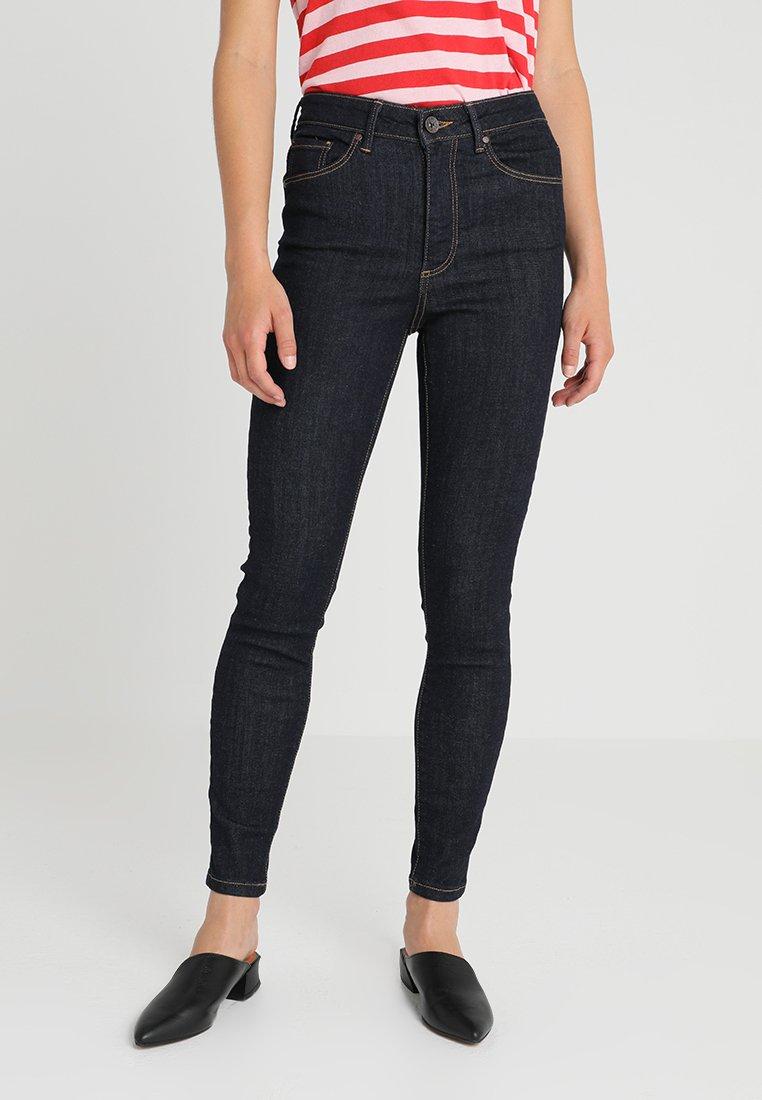 Vero Moda Petite - VMSOPHIA PETITE - Jeans Skinny Fit - dark blue denim