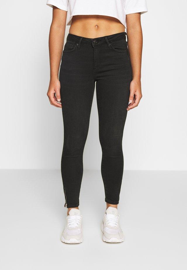 VMTERESA MR JEANS  - Jeans Skinny Fit - black
