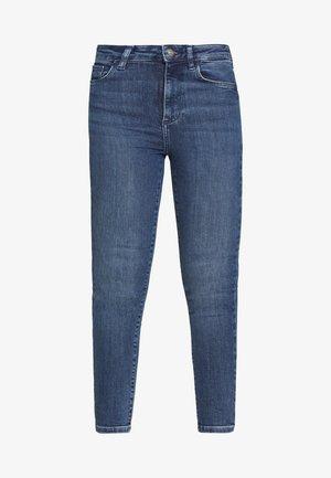 VMSOPHIA PET - Jeans Skinny Fit - medium blue denim