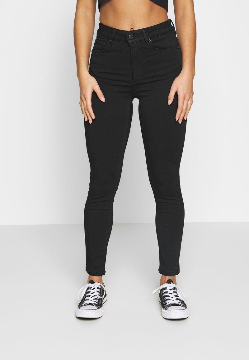 Vero Moda Petite - VMSOPHIA - Skinny-Farkut - black