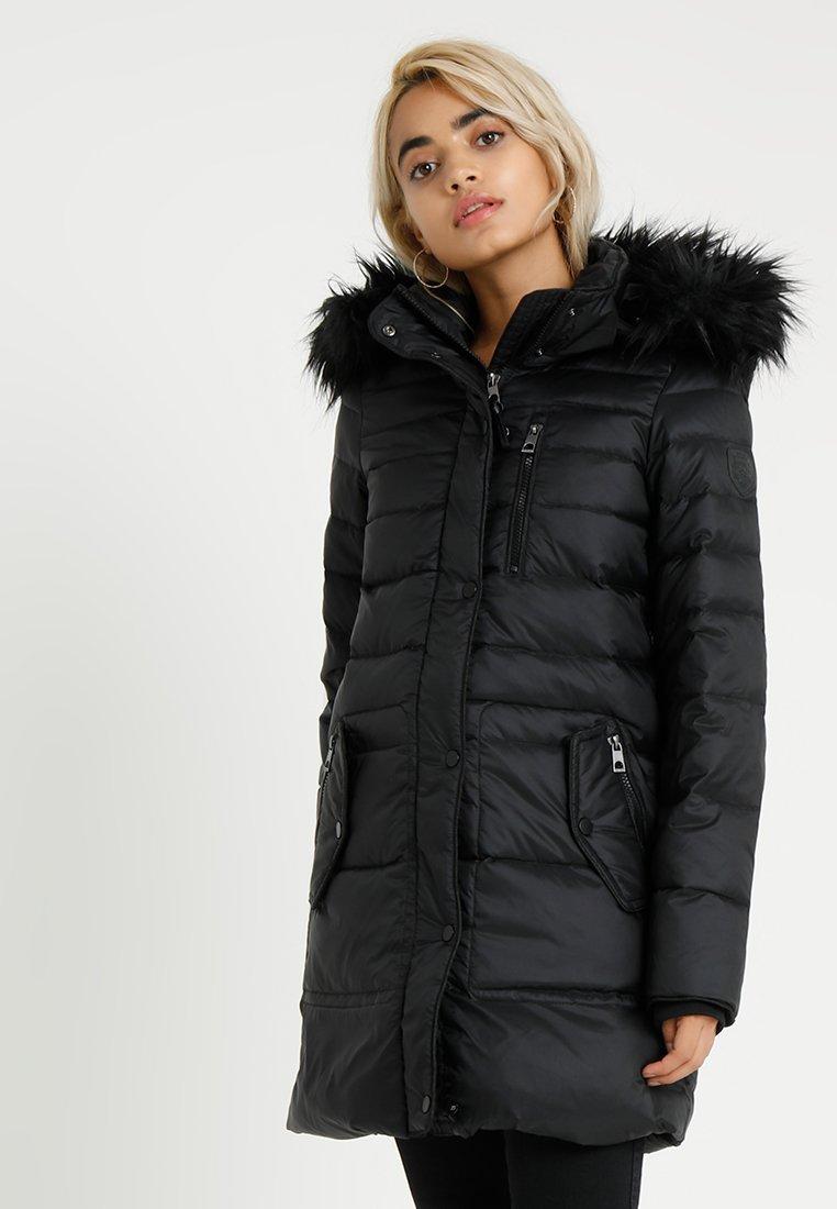 Vero Moda Petite - VMPLATIN MARGA JACKET - Down coat - black