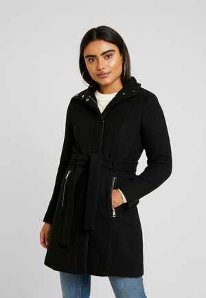 VMBESSY CLASS - Halflange jas - black