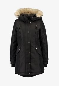 Vero Moda Petite - VMTRACK EXPEDITION - Parka - black - 5