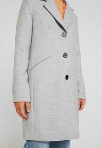 Vero Moda Petite - VMCALA CINDY JACKET - Cappotto classico - light grey melange - 5