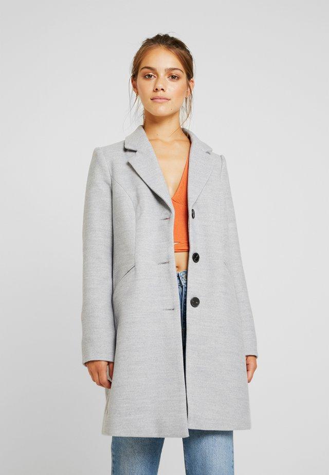 VMCALA CINDY JACKET - Zimní kabát - light grey melange