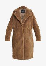 VMHOLLY - Winter coat - tobacco brown