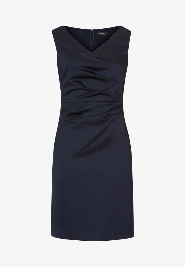 MIT RAFFUNG - Shift dress - night sky