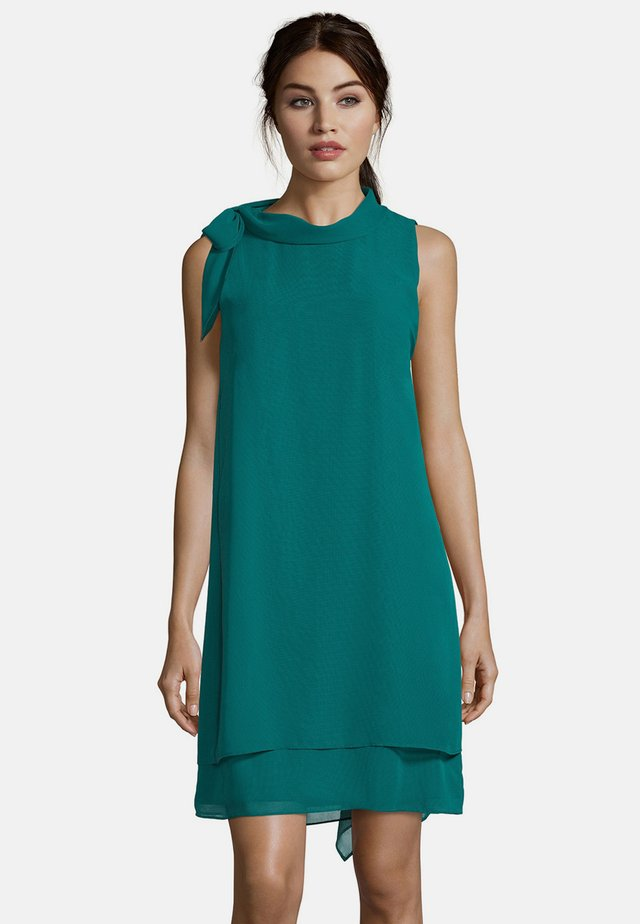 Cocktail dress / Party dress - green ivy