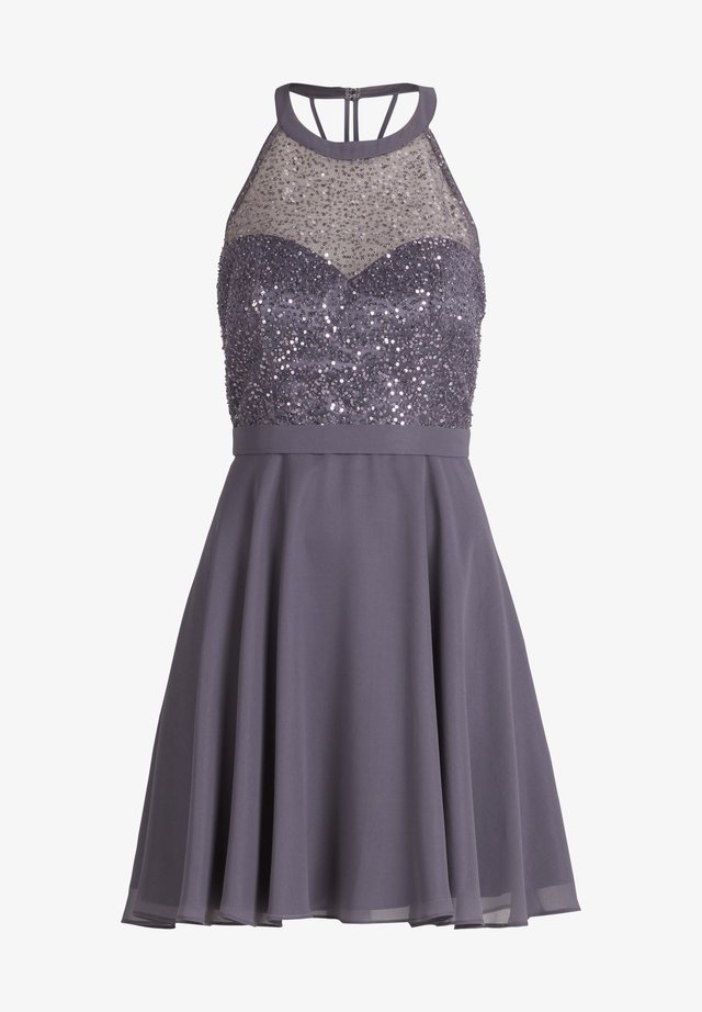 Cocktail dress / Party dress - orchid mauve