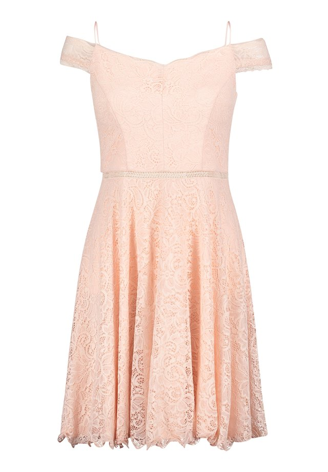 Occasion wear - pale rose