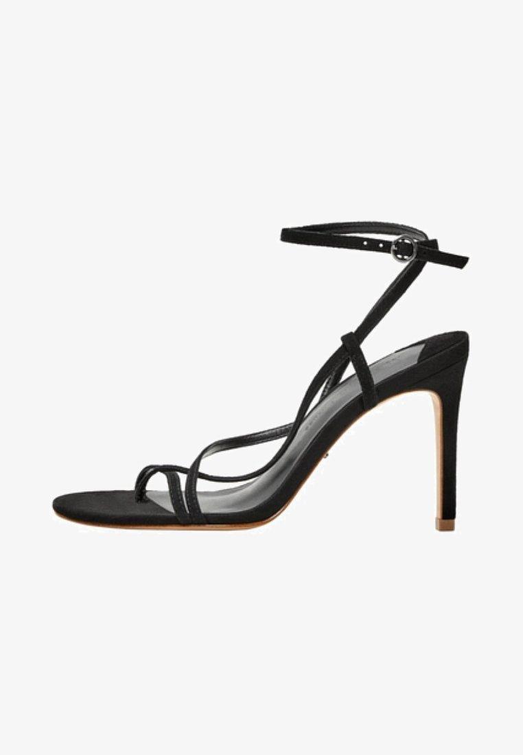Violeta by Mango - BAILA - High Heel Sandalette - black