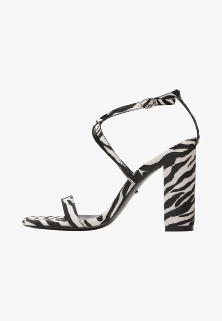 Violeta by Mango - KANDY - Højhælede sandaletter / Højhælede sandaler - black